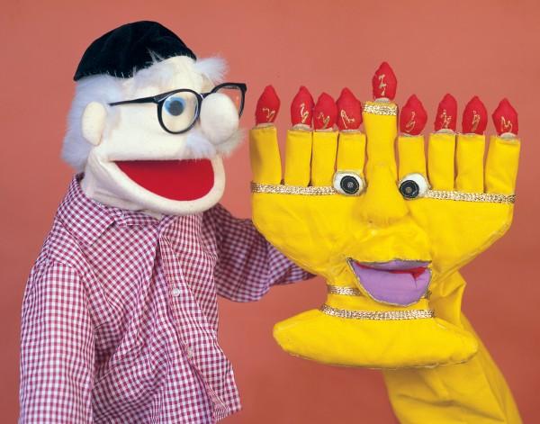Small Wonder Jewish Puppets